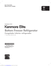 Kenmore 795.7411 Series Use & Care Manual