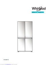 Whirlpool WQ9 E1L Use And Care Manual