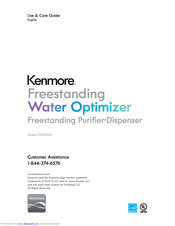 Kenmore KM1000 Use & Care Manual
