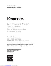 Kenmore 111.70712810 Use & Care Manual