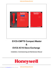 Honeywell EVCS-XC10 Installation, Commissioning And Maintenance Manual