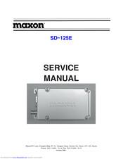maxon microphone wiring diagram maxon sd 125e service manual pdf download  maxon sd 125e service manual pdf download
