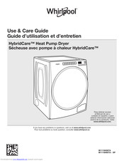 Whirlpool HybridCare Use & Care Manual