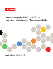 Lenovo D1212 Hardware Installation And Maintenance Manual