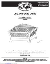 Hampton bay TIPTON Manuals | ManualsLib