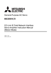 Mitsubishi Electric MELSERVO-J4 series Instruction Manual