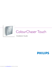 Philips ColourChaser Touch Installation Manual
