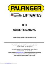 Palfinger Ilu Under Slider 50 Owner S Manual Pdf Download