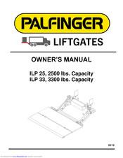 Palfinger Ilp 33 Owner S Manual Pdf Download Manualslib