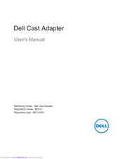 Dell Cast User Manual