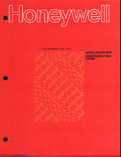 Honeywell 66 Configuration Manuals