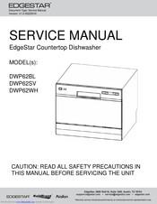 Edgestar Dwp62bl Service Manual Pdf Download Manualslib