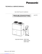 Panasonic 3WAY Multi Series Technical & Service Manual