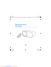 Nokia Home Music HD-1 User Manual