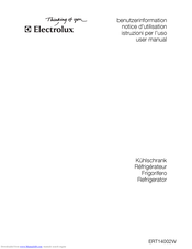 Electrolux ST 29111 User Manual