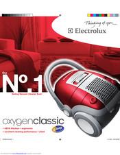 electrolux oxygen classic manuals | manualslib  manualslib