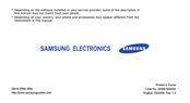 Samsung SGH-E760 User Manual