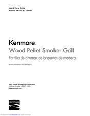 Kenmore 153.14076810 Use & Care Manual
