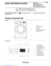 Whirlpool WNAR75210 Daily Reference Manual