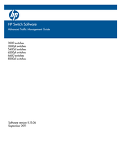 HP 3500 Series Advanced Traffic Management Manual