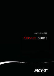 Acer Aspire ONE 722 Service Manual