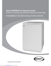 Vortex outdoor modules installation and servicing manual grant uk.