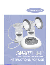 Lansinoh Smartpump Manuals Manualslib