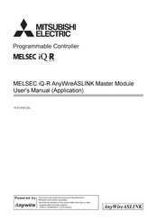 Mitsubishi Electric MELSEC iQ-R AnyWireASLINK User Manual