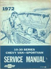 Chevy G20 Van Manual Free Download
