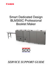 Canon Smart Dedicated Design BLM300C Service Support Manual