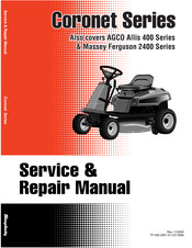 simplicity mower wiring diagram simplicity coronet series manuals manualslib  simplicity coronet series manuals