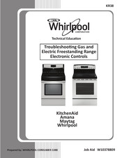 Whirlpool GFE461LVB0 Manual