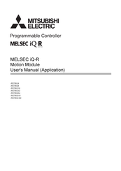 Mitsubishi Electric MELSEC iQ-R RD78GHW User Manual