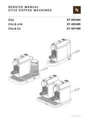 Nespresso citiz service manual pdf download.