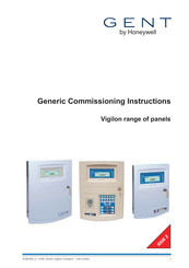 Honeywell Gent Viglion Compact Generic Commissioning Instructions