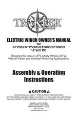 Keeper Trakker KT3000 Manuals | ManualsLibManualsLib