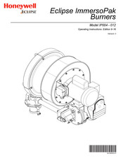 Honeywell Eclipse ImmersoPak IP005 Operating Instructions Manual