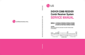 LG LH-CX245 Series Service Manual