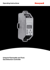 Honeywell Unipoint 2306B1000 Operating Instructions Manual