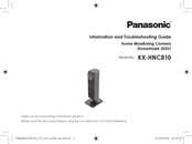 Panasonic KX-HNC810 Information And Troubleshooting Manual
