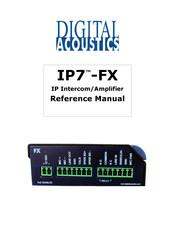 Digital Acoustics IP7 FD Full Duplex IP Intercom