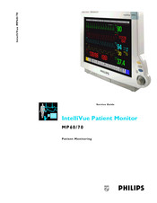 Philips IntelliVue MP70 Service Manual