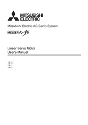 Mitsubishi Electric MELSERVO-J5 LM-H3P3B-24P-CSS0 User Manual