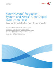 Xerox Nuvera 100 MX User Manual