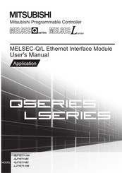 Mitsubishi Electric Melsec-QJ71E71-B2 User Manual