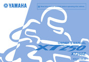Yamaha XT250 2009 Owner's Manual