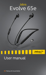 Jabra Evolve 65e User Manual Pdf Download Manualslib