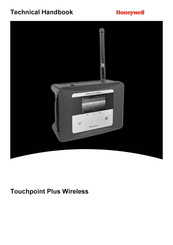 Honeywell Touchpoint Plus Technical Handbook