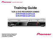 Pioneer DVR-RT300-S/UXTLCA Training Manual