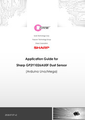 Sharp GP2Y1026AU0F Application Manual
